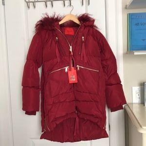 ! Brand new down Max Mara jacket!